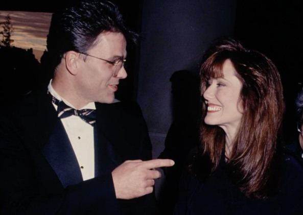 Randle Mell Wife mary mcdonnell