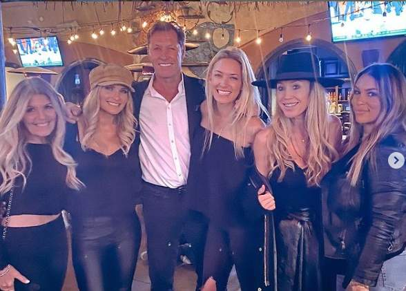 Ron Duguay wife and girlfriend